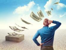 Материальная помощь деньгами от богатых людей