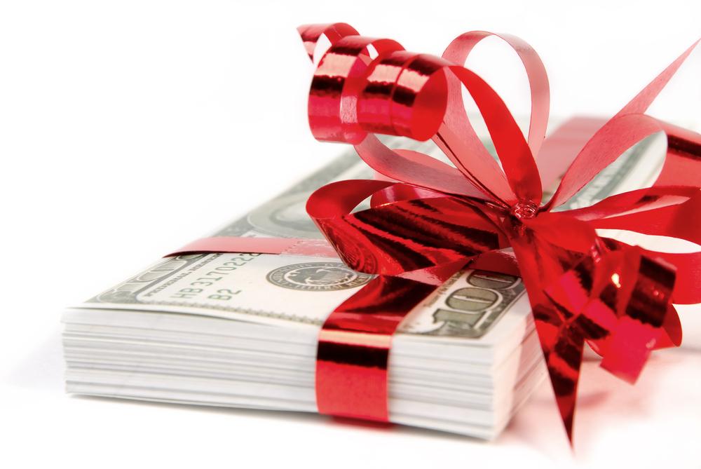 Подарю деньги безвозмездно. Деньги даром